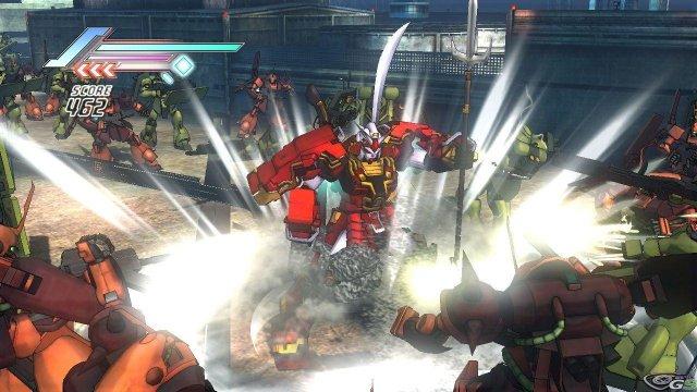 Dynasty Warriors Gundam 3 immagine 43012