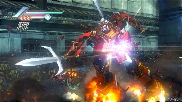 Dynasty Warriors Gundam 3 immagine 43014