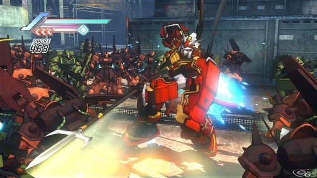 Dynasty Warriors Gundam 3 immagine 43016