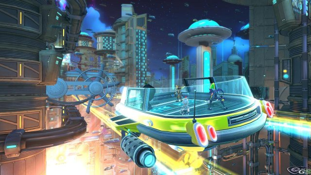 Ratchet & Clank: All 4 One immagine 41115