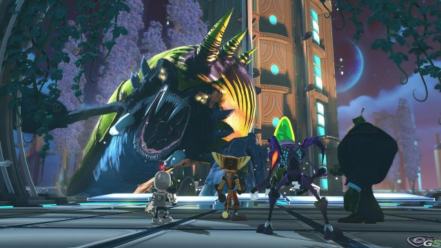 Ratchet & Clank: All 4 One immagine 41117
