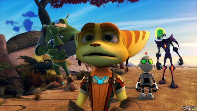 Ratchet & Clank: All 4 One immagine 41120