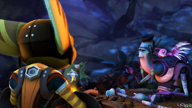 Ratchet & Clank: All 4 One immagine 41122