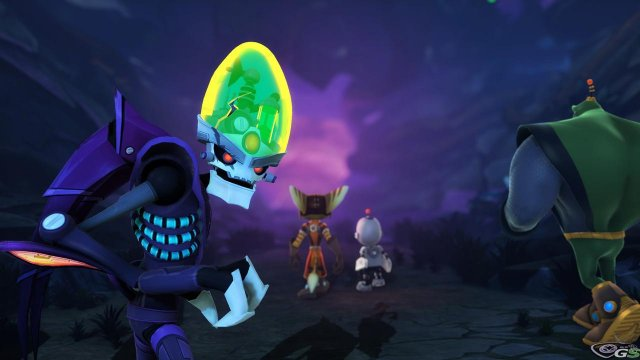 Ratchet & Clank: All 4 One immagine 41123