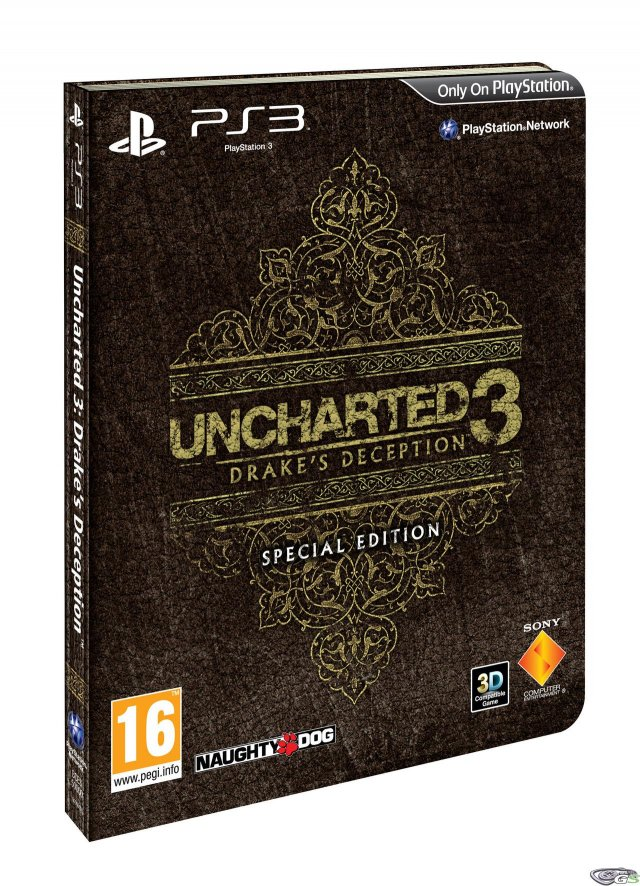 Uncharted 3: Drake's Deception - Immagine 40819
