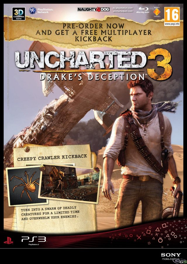 Uncharted 3: Drake's Deception - Immagine 40820