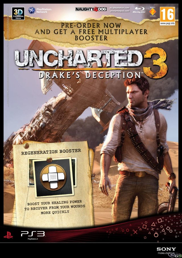 Uncharted 3: Drake's Deception - Immagine 40821
