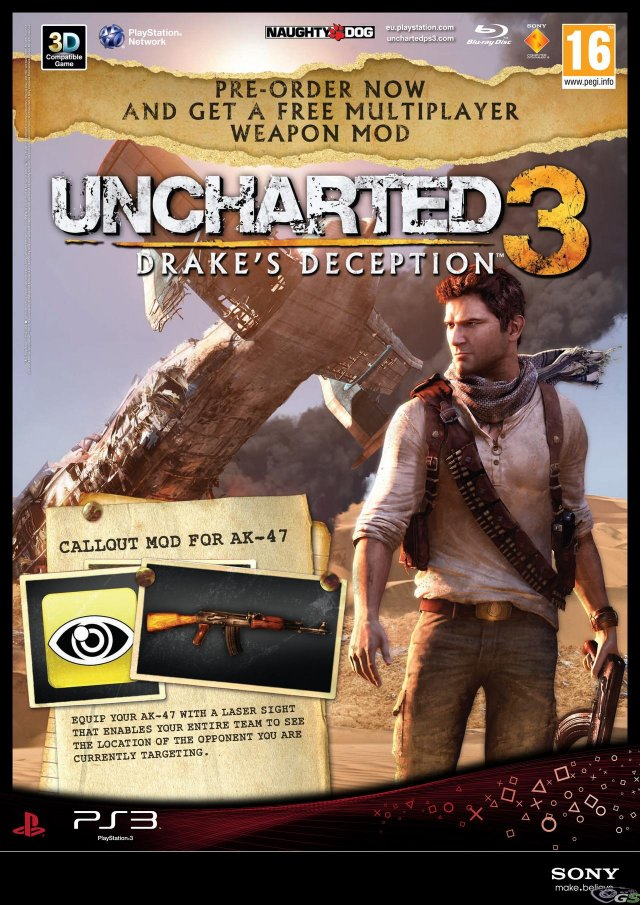 Uncharted 3: Drake's Deception - Immagine 40822