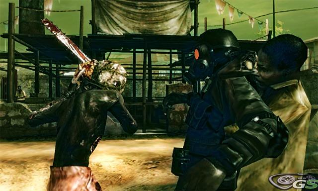 Resident Evil: The Mercenaries 3D immagine 40693