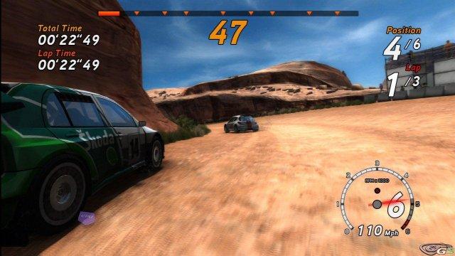 Sega Rally Online Arcade - Immagine 35878