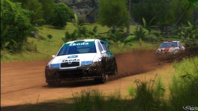 Sega Rally Online Arcade immagine 35882