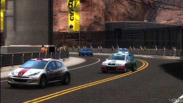 Sega Rally Online Arcade immagine 35884