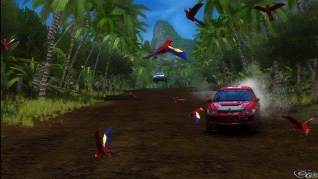 Sega Rally Online Arcade immagine 35885