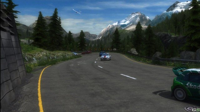 Sega Rally Online Arcade immagine 35888