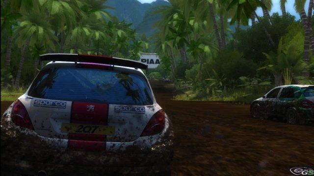 Sega Rally Online Arcade immagine 37517