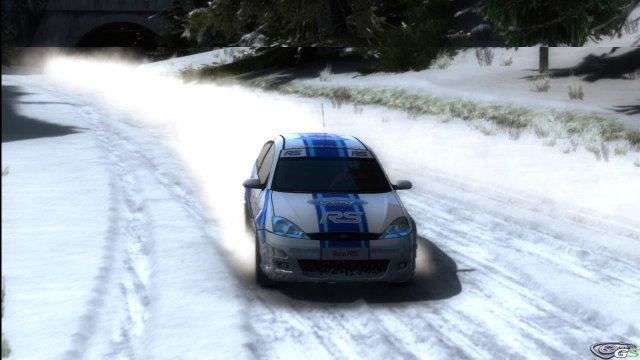 Sega Rally Online Arcade immagine 37519
