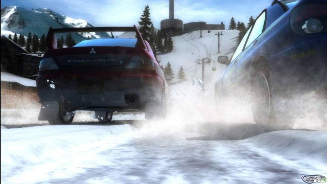 Sega Rally Online Arcade immagine 37521