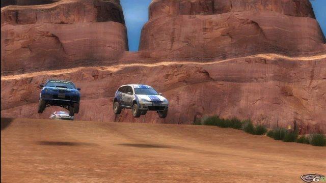 Sega Rally Online Arcade immagine 37525