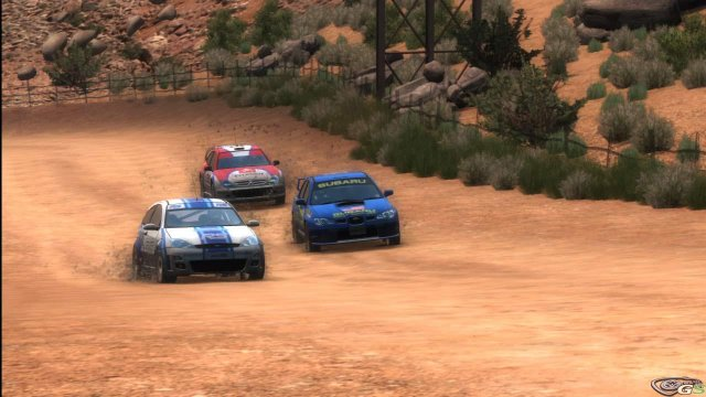 Sega Rally Online Arcade immagine 37527