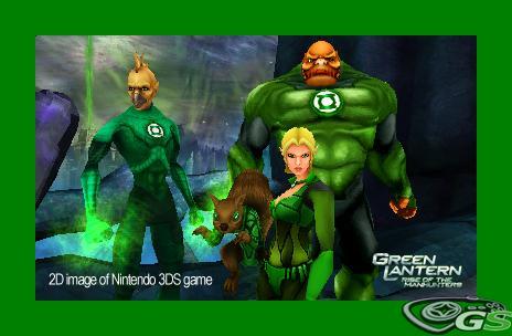 Lanterna Verde: L'ascesa dei Manhunters immagine 38432