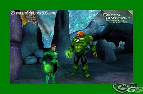 Lanterna Verde: L'ascesa dei Manhunters immagine 38433