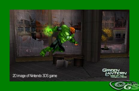 Lanterna Verde: L'ascesa dei Manhunters immagine 38434