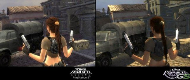 Tomb Raider Trilogy HD immagine 37689