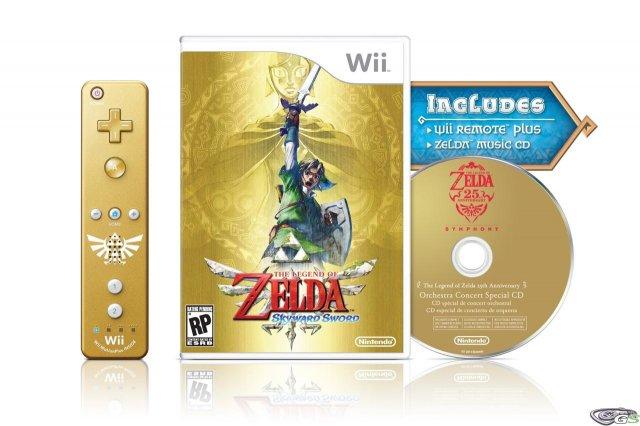 The Legend of Zelda : Skyward Sword immagine 45991