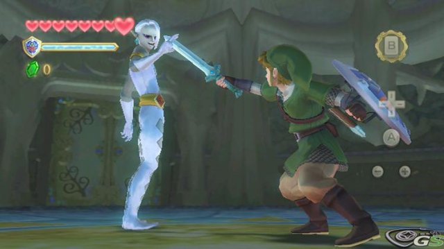 The Legend of Zelda : Skyward Sword - Immagine 41623