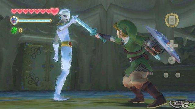 The Legend of Zelda : Skyward Sword immagine 41623