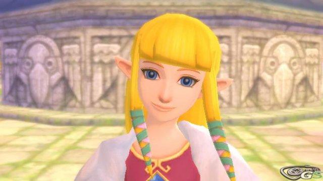 The Legend of Zelda : Skyward Sword immagine 41624
