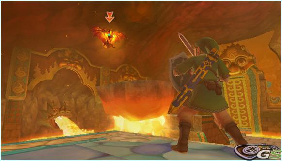 The Legend of Zelda : Skyward Sword immagine 41625