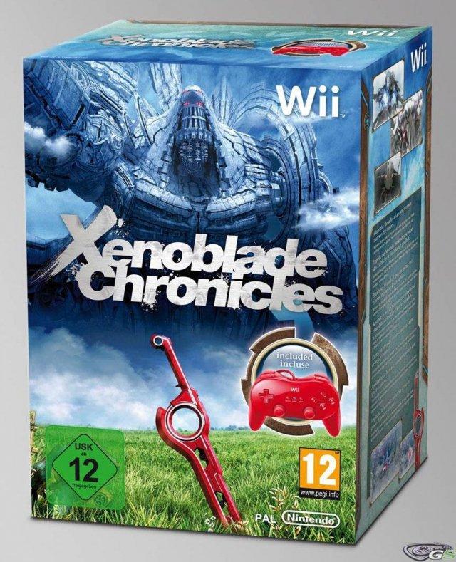 Xenoblade Chronicles immagine 42954