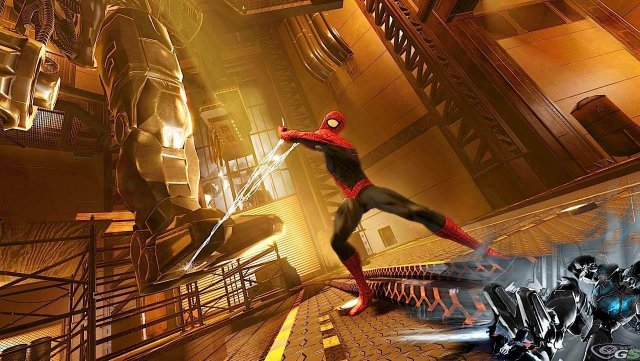 Spider-Man : Edge of Time immagine 38367