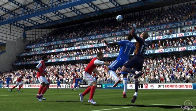 FIFA 12 immagine 48686