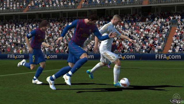 FIFA 12 immagine 48689
