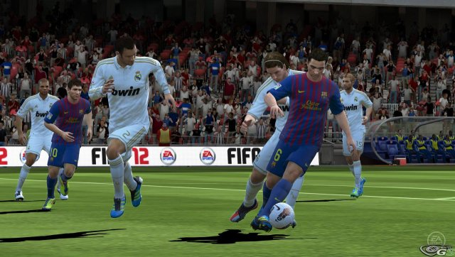FIFA 12 immagine 48690