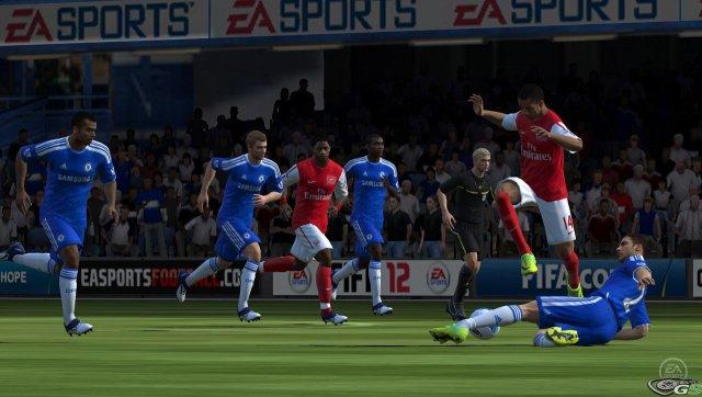 FIFA 12 immagine 48692