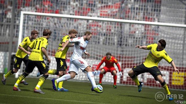 FIFA 12 immagine 47275