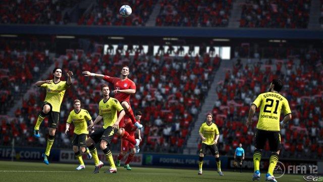 FIFA 12 immagine 47293
