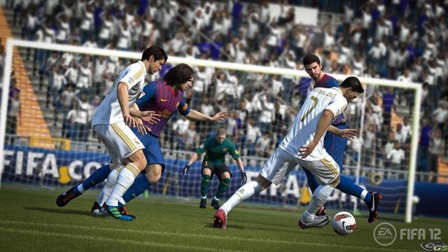 FIFA 12 immagine 47297