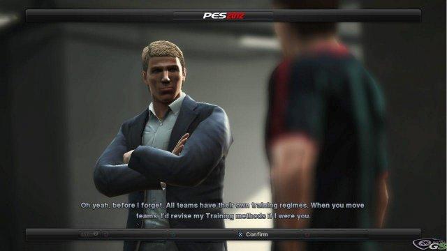 Pro Evolution Soccer 2012 immagine 47019