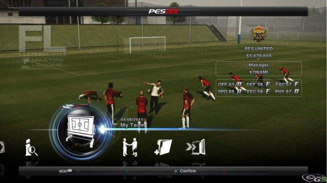 Pro Evolution Soccer 2012 immagine 47020