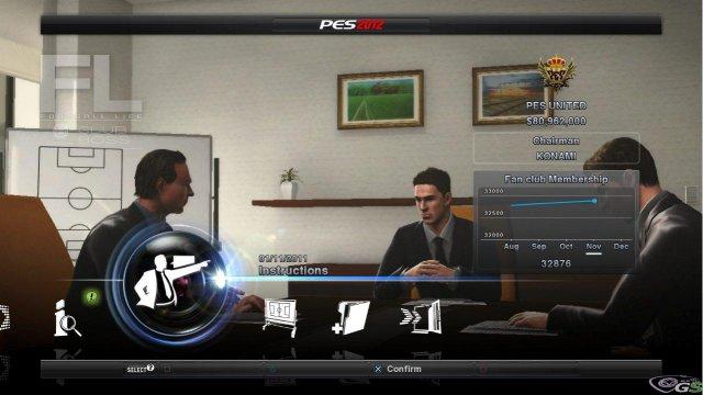 Pro Evolution Soccer 2012 immagine 47022