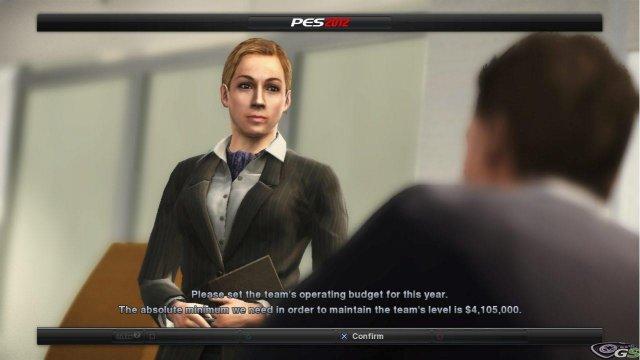 Pro Evolution Soccer 2012 immagine 47026