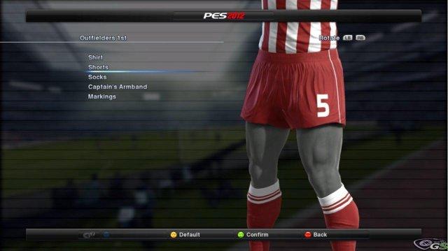 Pro Evolution Soccer 2012 immagine 47050
