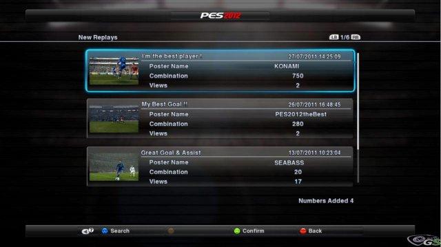 Pro Evolution Soccer 2012 immagine 47054