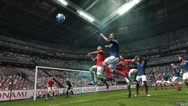 Pro Evolution Soccer 2012 immagine 44852