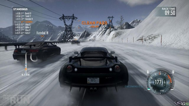 Need for Speed: The Run immagine 49499