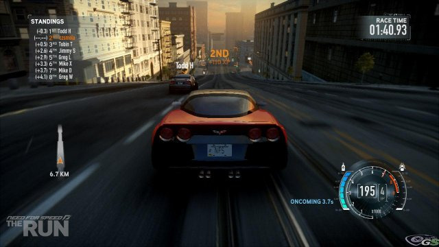 Need for Speed: The Run immagine 49502